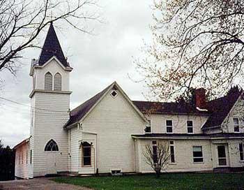 église St-Mathieu Diville