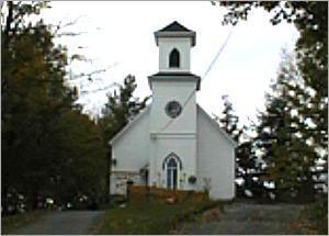 église Baptiste Dixville