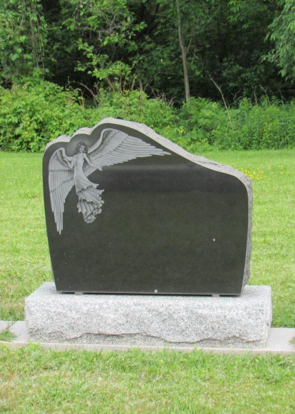 dessin sur monument