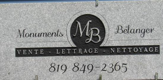 monument annonce