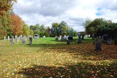 Casseville cimetery