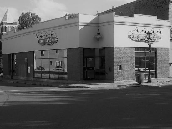 Goldorock ancienne banque