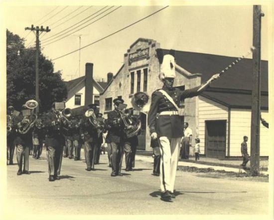 Harmonie de Coaticook 1958