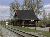 La Gare de Coaticook